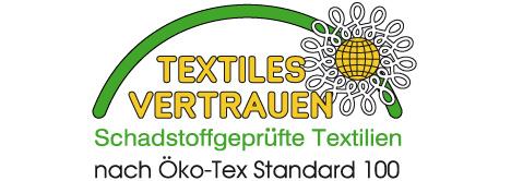 Textiles Vertrauen Schadstoffgesprüft