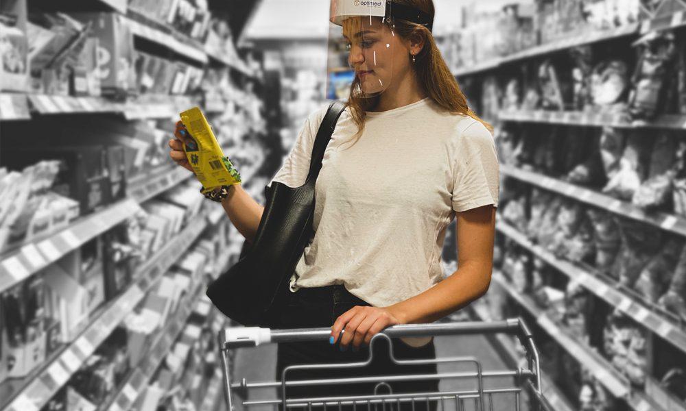 Einkaufen optimed DAILY SAFE Gesichtsviser